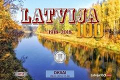 Latvija 100 - Class II