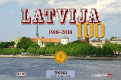 Latvija 100 - Class I