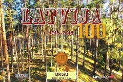 Latvija 100 - Class III