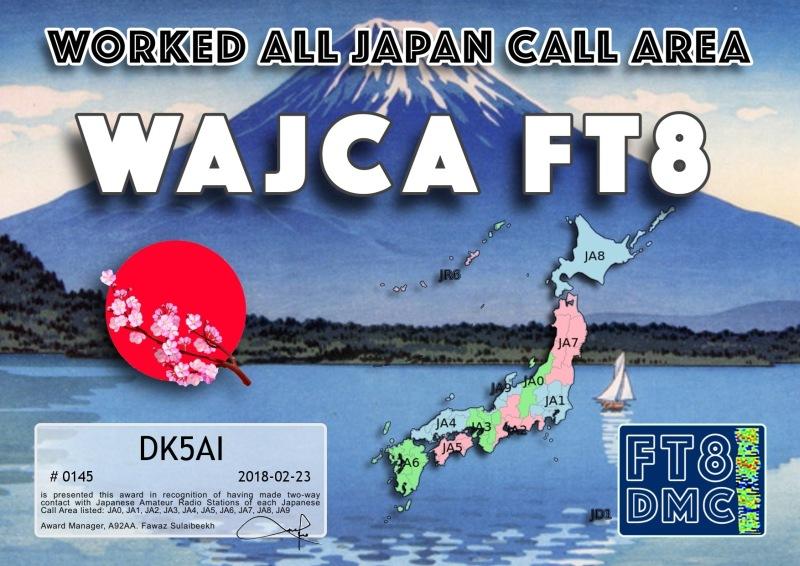 2018_FT8_WAJCA