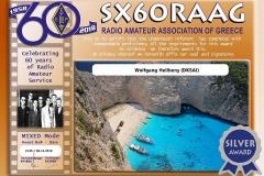 SX60RAAG - Mixed Mode Silver