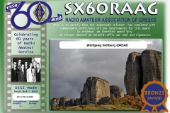 SX60RAAG - Digi Mode Bronze