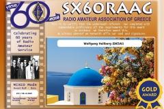 SX60RAAG - Mixed Mode Gold